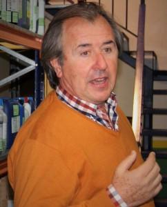 J.J. García, CEO de Farma-Química Sur