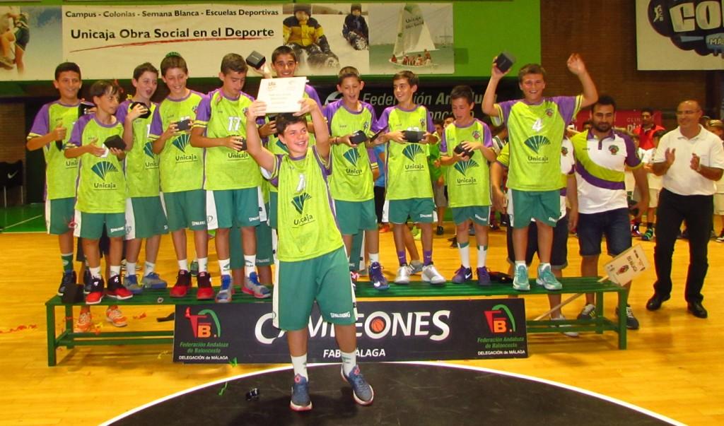 Campeón EBG Málaga