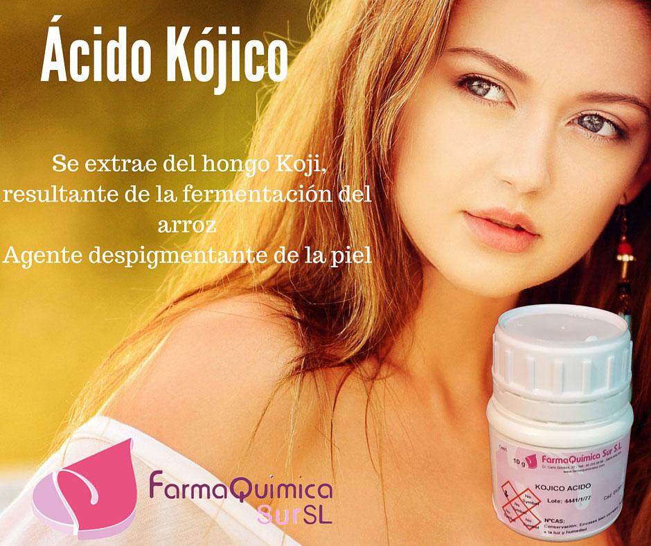 ácido kojico