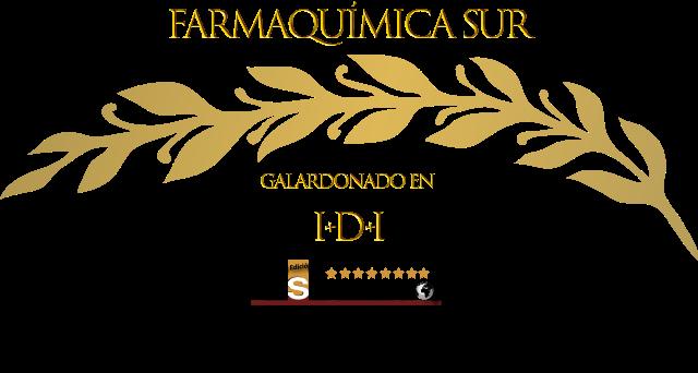 Galardón en I+D+i en los Premios Nacionales El Suplemento 2019