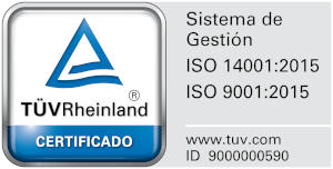 ISO 9001:2015 | ISO 14001:2015